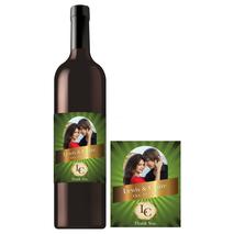 Rectangle Bottle Label RBL 0014
