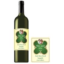 Rectangle Bottle Label RBL 0016