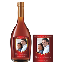 Rectangle Bottle Label RBL 0017