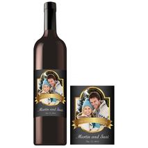 Rectangle Bottle Label RBL 0018