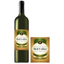 Rectangle Bottle Label RBL 0020