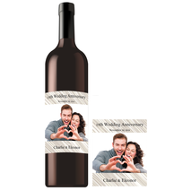 Rectangle Bottle Label RBL 0031