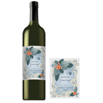 Rectangle Bottle Label RBL 0046