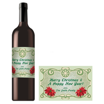Rectangle Bottle Label RBL 0047