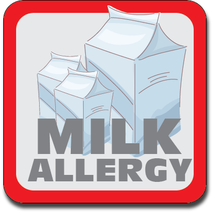 Allergy Label ST AL G 025