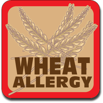 Allergy Label ST AL G 026