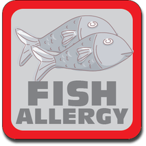 Allergy Label ST AL G 028