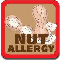 Allergy Label ST AL G 029