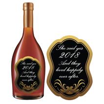 Special Cut Bottle Labels SC BL 0004