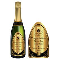 Special Cut Bottle Labels SC BL 0007
