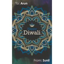 Diwali Design Gift Tag 082