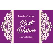 Laser Engraved Gift Tags D  26