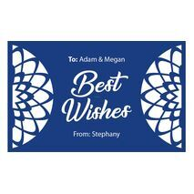 Laser Engraved Gift Tags D  35