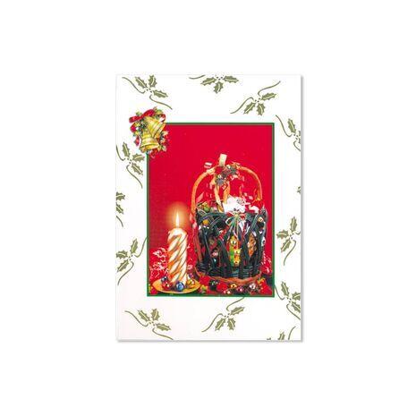 Christmas Card (Xmas Basket)
