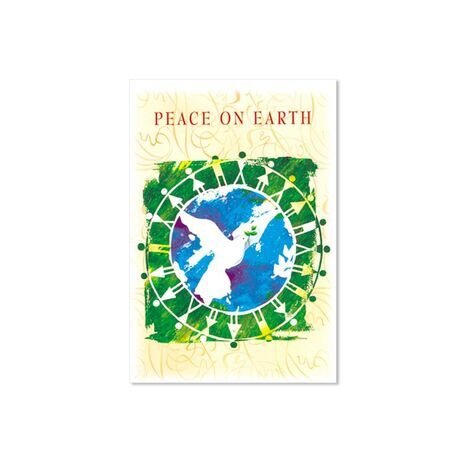 Christmas Card (Peace on Earth)