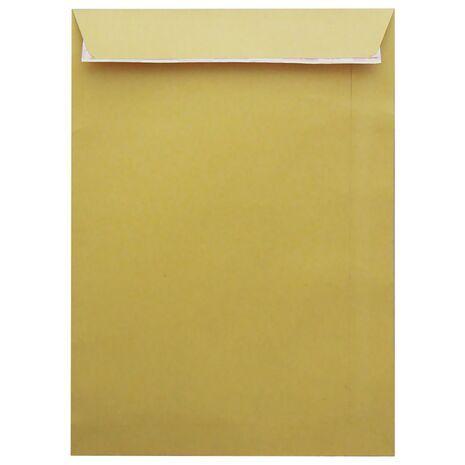 A4 envelopes brown