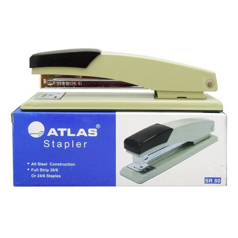 ATLAS STAPLER SR 80