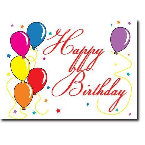 Happy Birthday Corporate Card HBCC 1101