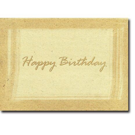 Happy Birthday Corporate Card HBCC 1123