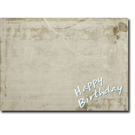 Happy Birthday Corporate Card HBCC 1124