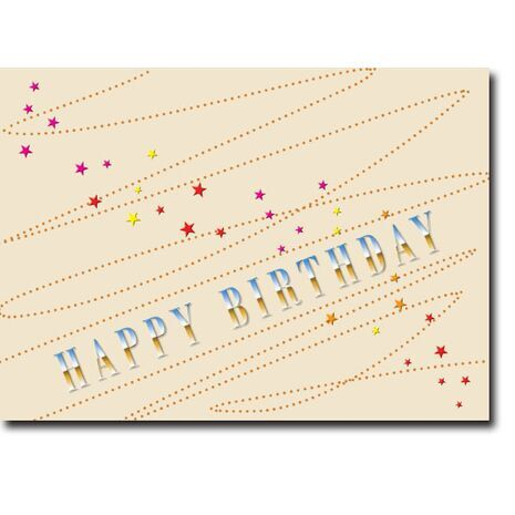 Happy Birthday Corporate Card HBCC 1125