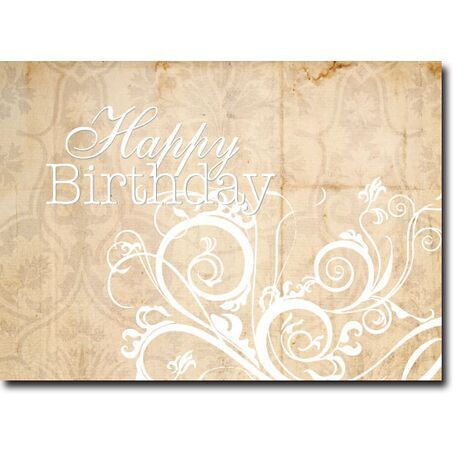 Happy Birthday Corporate Card HBCC 1126