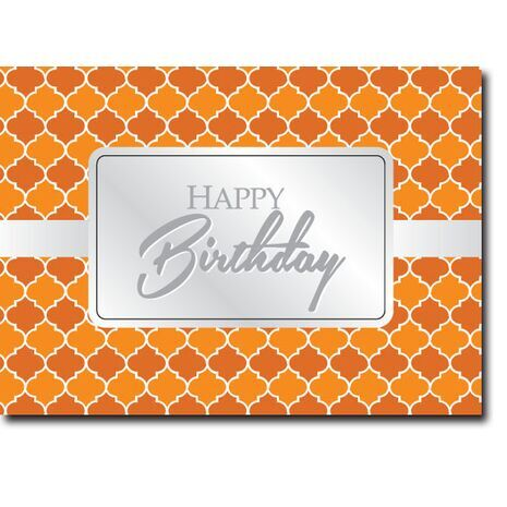 Happy Birthday Corporate Card HBCC 1127