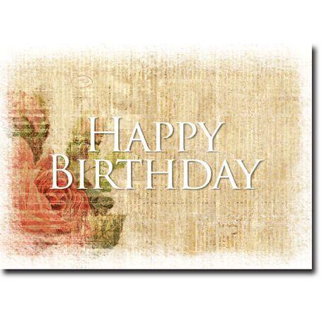 Happy Birthday Corporate Card HBCC 1130