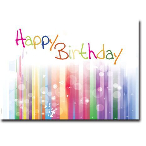 Happy Birthday Corporate Card HBCC 1132
