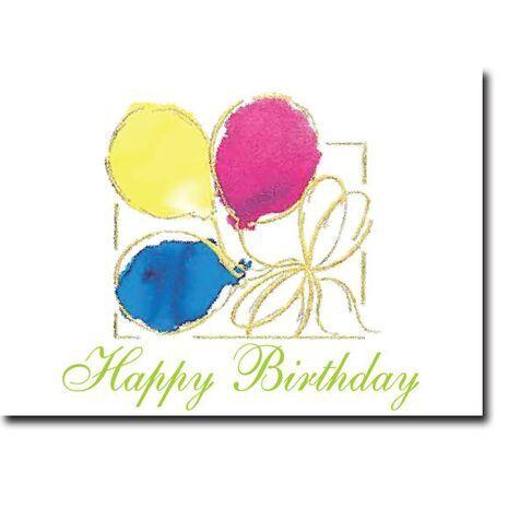 Happy Birthday Corporate Card HBCC 1133