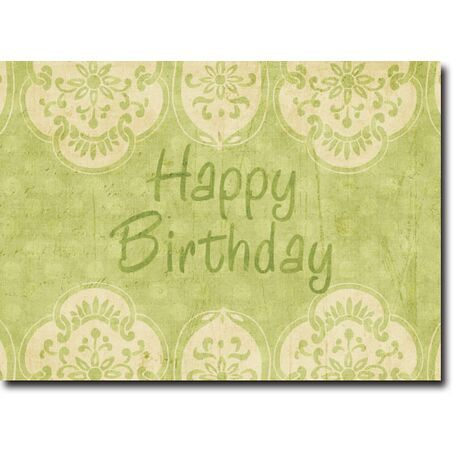 Happy Birthday Corporate Card HBCC 1134