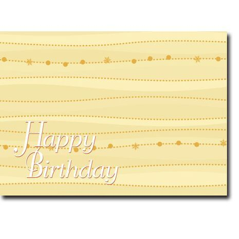 Happy Birthday Corporate Card HBCC 1139