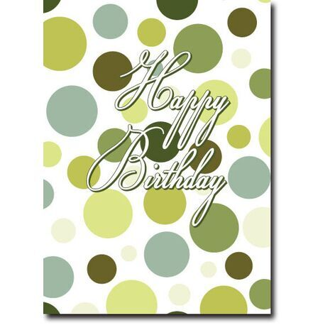 Happy Birthday Corporate Card HBCC 1140