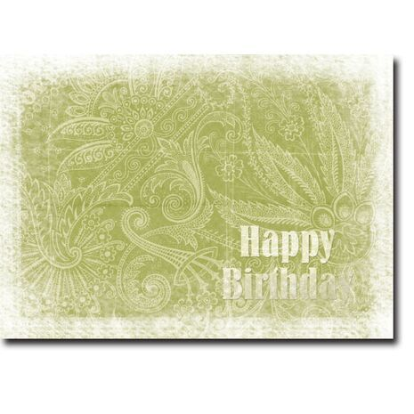 Happy Birthday Corporate Card HBCC 1143