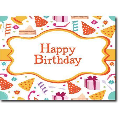 Happy Birthday Corporate Card HBCC 1144