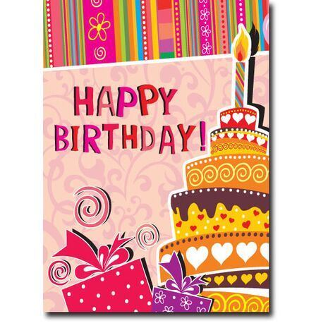 Happy Birthday Corporate Card HBCC 1145