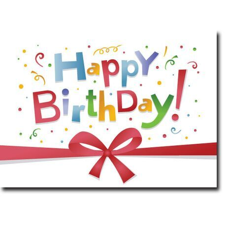 Happy Birthday Corporate Card HBCC 1149