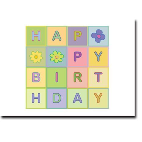 Happy Birthday Corporate Card HBCC 1150
