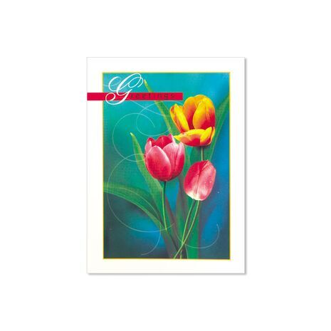Seasons Greeting Card SGC 1605