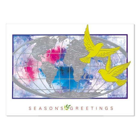 Seasons Greeting Card SGC 1617