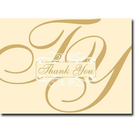 Thank You Corporate Card TYCC 2208