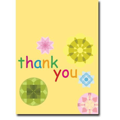 Thank You Corporate Card TYCC 2213