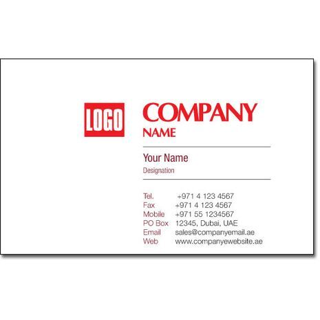 Business Card BC 0007