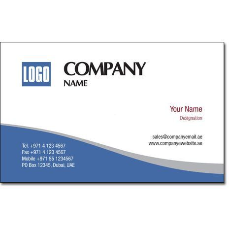 Business Card BC 0009