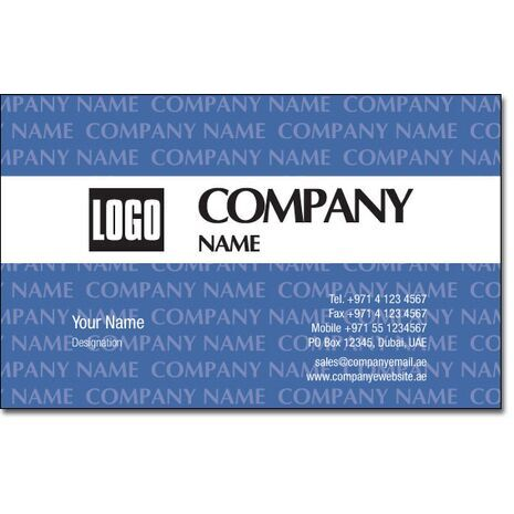 Business Card BC 0012