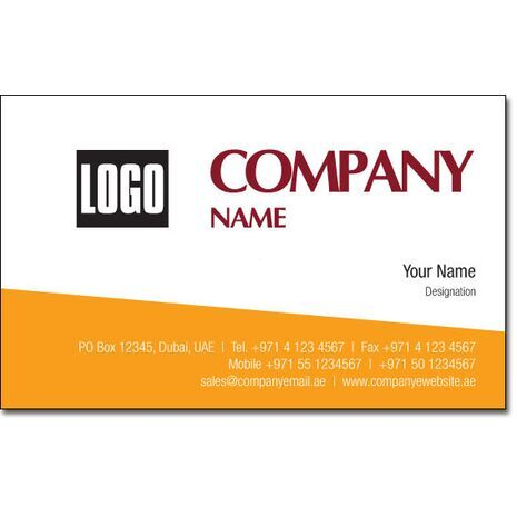 Business Card BC 0014