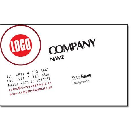 Business Card BC 0016