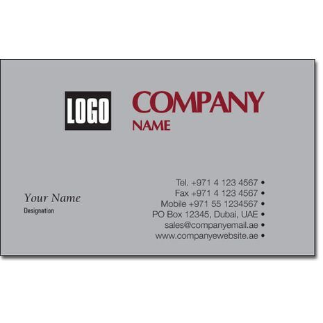 Business Card BC 0017