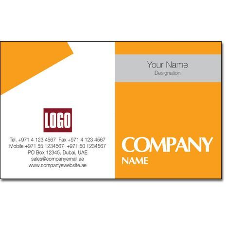 Business Card BC 0021