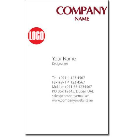 Business Card BC 0024
